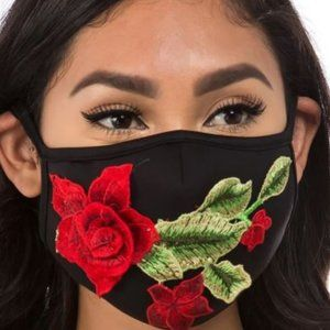 Other - New 3D Applique Face Mask